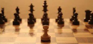 مدلسازی مهره سرباز در بازی شطرنج با 3dmax
