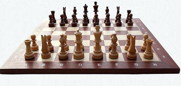 مدلسازی صفحه شطرنج