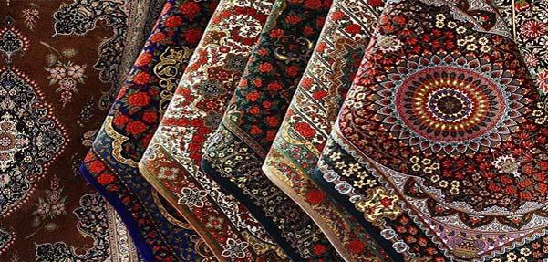 مجموعه ای نایاب از تکسچر فرش های ایرانی