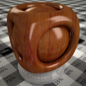 ۹ متریال وی ری چوب با کیفیت عالی