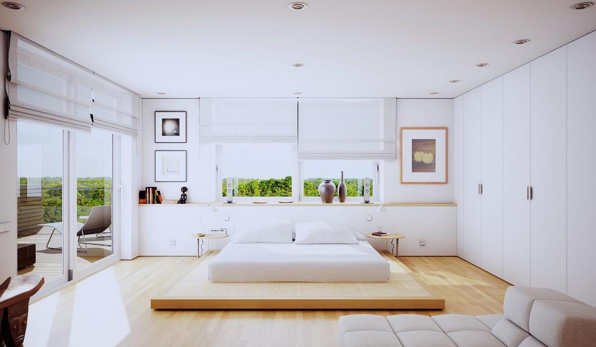 1-White-bedroom-design