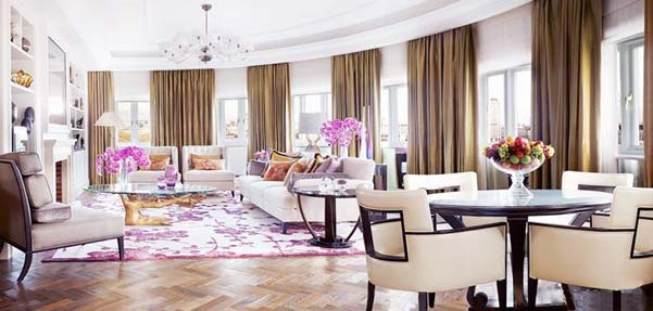 ثروتمندان و مشاهیر در کدام هتل ها اقامت می کنند؟