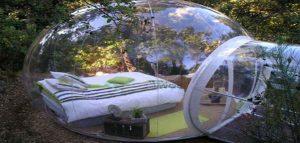 10 هتل و اقامتگاه عجيب و غريب در جهان