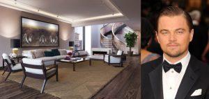 آپارتمان جدید لئوناردو دی کاپریو