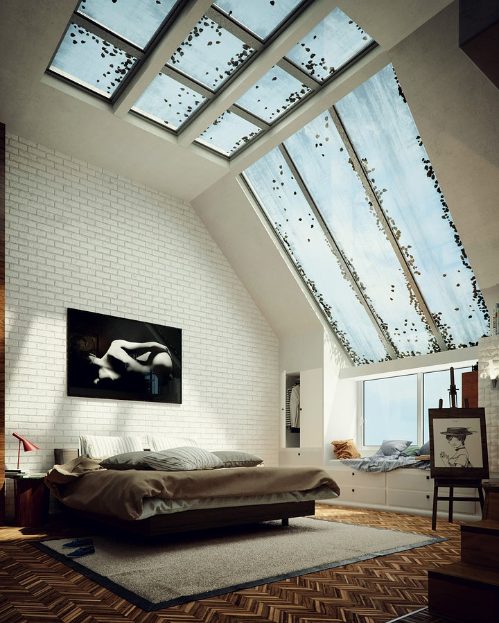 15-Bedroom-skylight