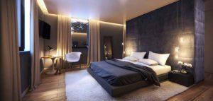 20 اتاق خواب با طراحی مدرن