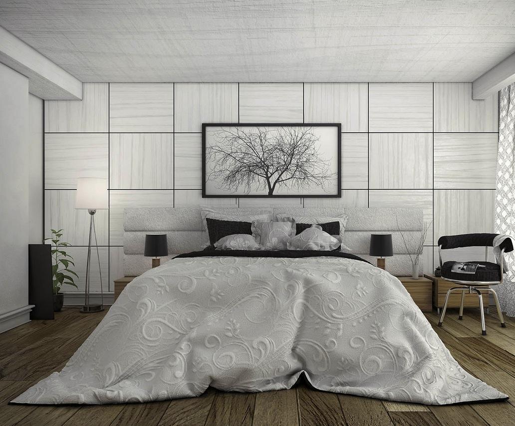 19-White-bedspread