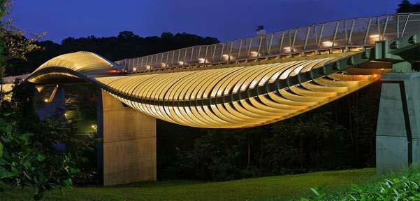 نگاهي به 10 پل زيبا و بي نظير در جهان