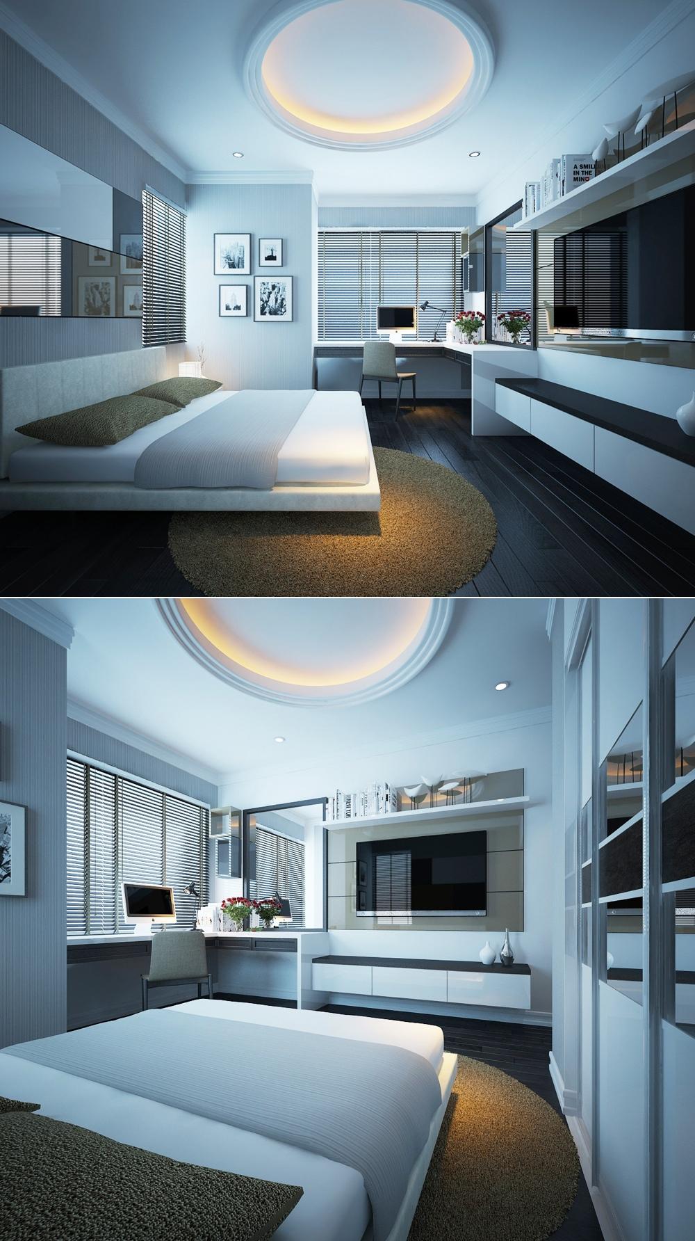 20-White-platform-bed