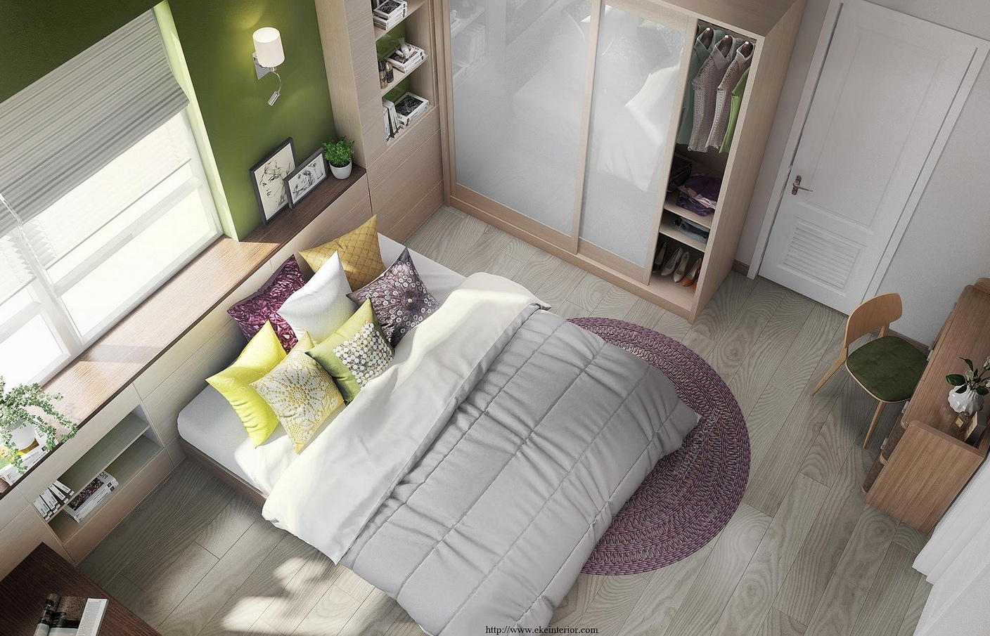 8-Fresh-colorful-bedroom-decor