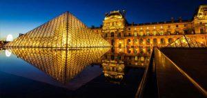 گردشی در پربازدیدترین موزه جهان + تصاویر ۳۶۰ درجه