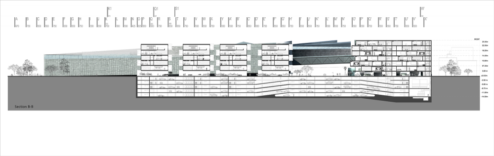 5360b27cc07a8005e90000ef_caat-studio-propose-large-scale-commercial-centre-in-isfahan_section_b-b-1000x316