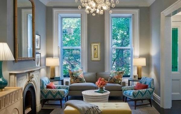 چگونه رنگ ها را به خانه خود بیاورید؟