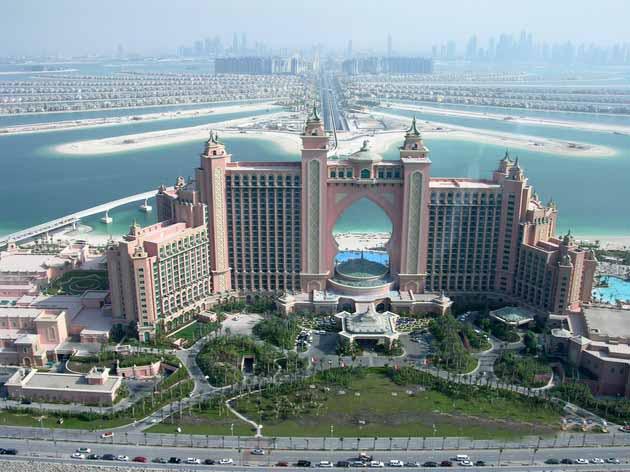 Atlantis Hotel - Jumeirah Palm