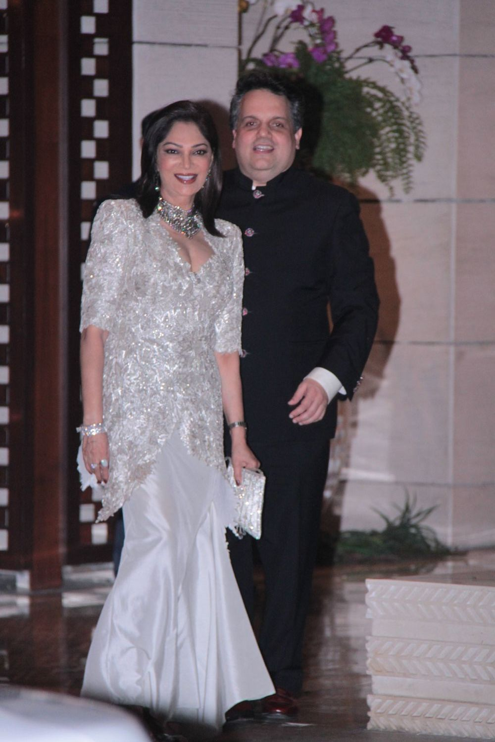tfolftvyx1m02ghd.D.0.Simi-Garewal-with-designer-Sandeep-Khosla-at-Designers-Abu---Sandeep-book-INDIA-FANTASTIQUE-launch-party-hosted-by-Mukesh-Ambani-at-Antilla-in-Mumbai
