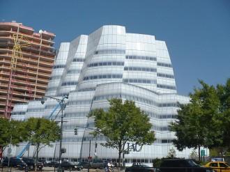 ساختمان IAC در نیویورک