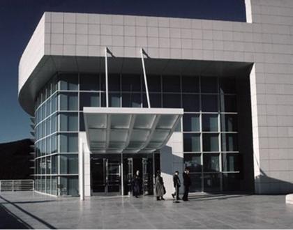ورودی سالن کنفرانس