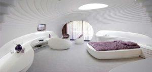 طراحی خیره کننده اقامتگاه اسکی بارین / شمشک