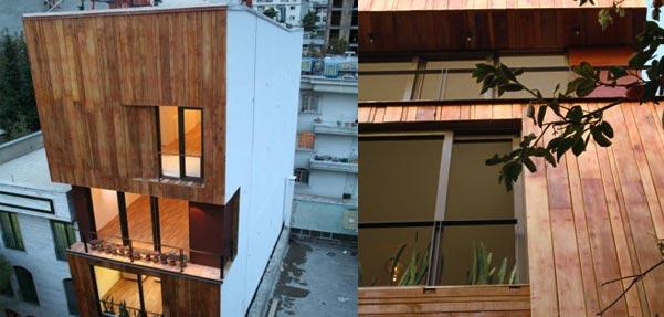 طراحی زیبا و خلاقانه ساختمان مسکونی دولت ۱ / تهران