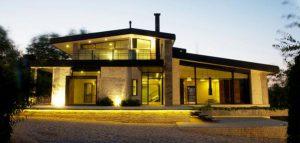 خانه پوست گردویی ، بازسازی معمارانه یک بنا/شیراز