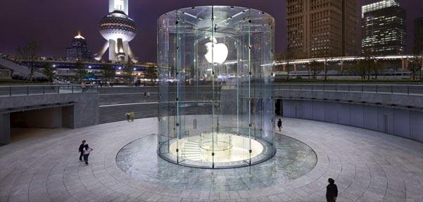 نگاهي به زیباترین فروشگاه هاي اپل در گوشه و کنار جهان