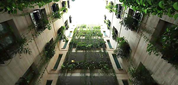 ساختمان بهاران،قصری زیبا در شمال تهران
