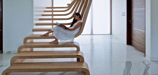 آپارتمان SDM ; طراحی داخلی فوق العاده زیبا در هند