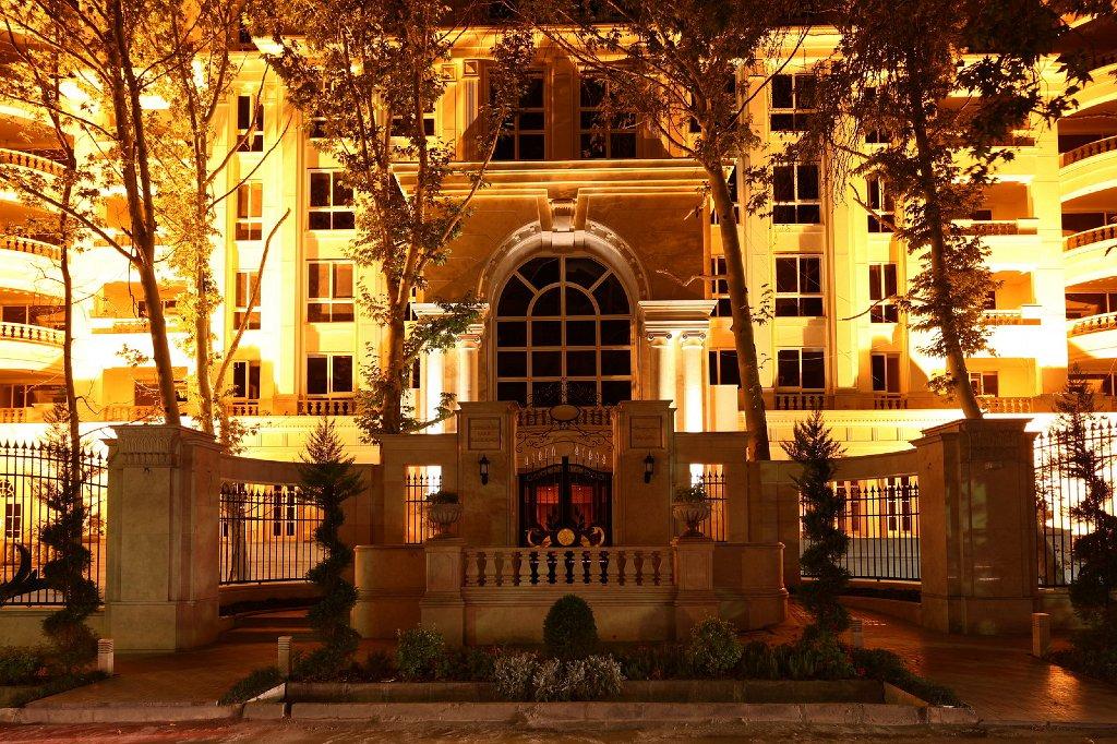 مجتمع چناران پارک ; گرانترین آپارتمان ایران | میهن بناchenaran (16)