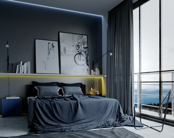 modern-masculine-bedroom-600x477