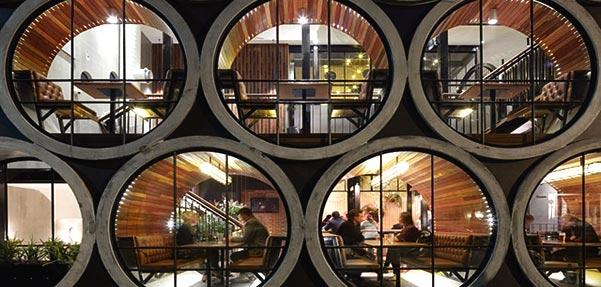 هتل Prahran ; ایده ای خلاقانه در طراحی نما