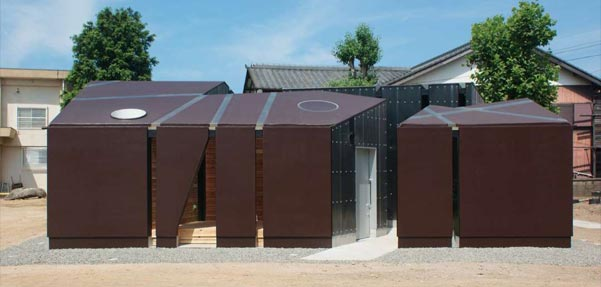 توالت عمومی یا شاهکار معماری !