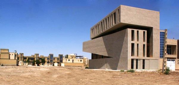 آپارتمان مسکونی آبادان ; رتبه اول جایزه معمار سال