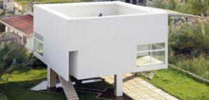 ویلای درویش آباد ; ترکیب مدرنیسم با معماری ایرانی