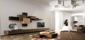 قفسه های برگرفته از هنر Suprematist