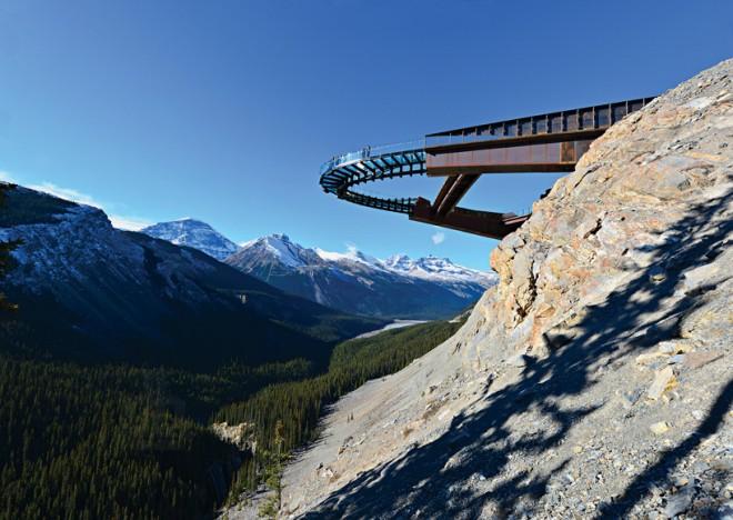 The Glacier Skywalk  (10)