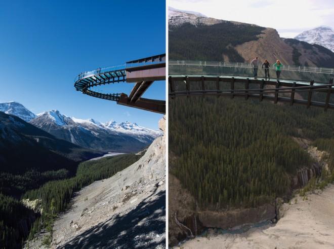 The Glacier Skywalk  (11)