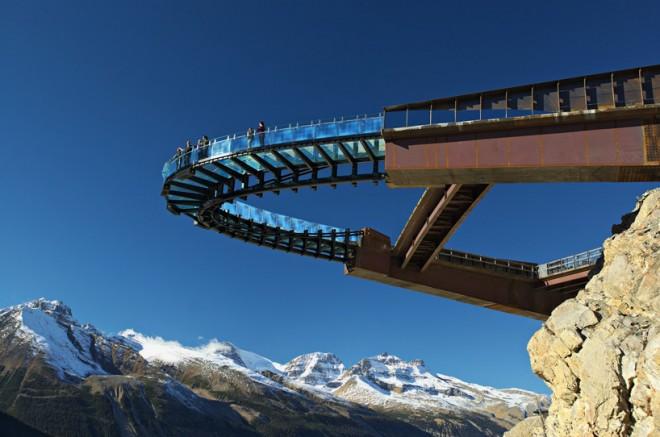 The Glacier Skywalk  (14)