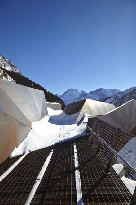 The Glacier Skywalk  (3)