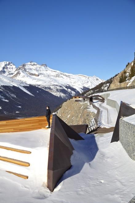 The Glacier Skywalk  (4)