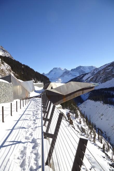 The Glacier Skywalk  (6)