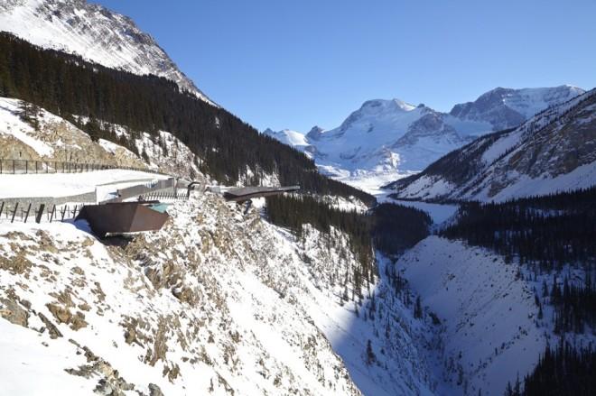 The Glacier Skywalk  (8)