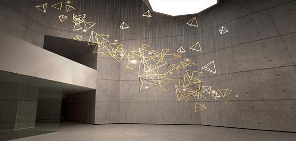 خلاقیت در نور پردازی دکوراسیون داخلی