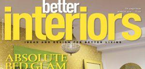 مجله بهترین دکوراسیون های داخلی better interiors