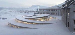 موزه مارپیچ ; طرحی برای ساعت سازی سوئیسی