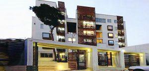 مجتمع مسکونی باغ ونک ; پروژه منتخب فستیوال جهانی معماری بارسلون