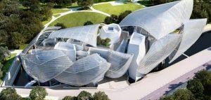 بنیاد لوییز ویتون فرانک گهری به زودی در پاریس افتتاح می شود