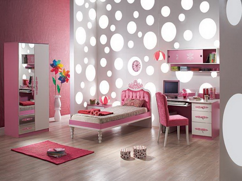 Cool-Decoration-Bedroom-for-Girls