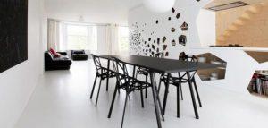 طراحی داخلی مینیمال آپارتمان/ گروه معماری i29
