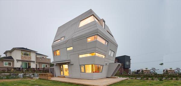 طراحی خانهای با الهام از مجموعهی جنگ ستارگان