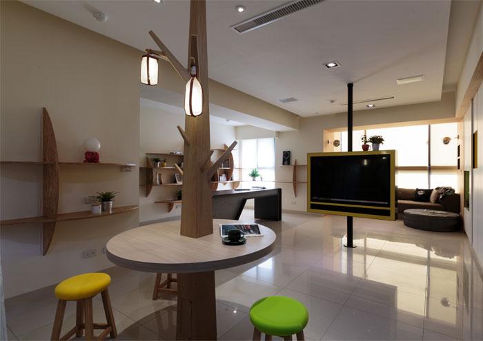طراحی_خانه_ای_کاربردی_و_راحت_در_تایوان_8